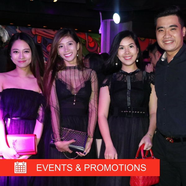 Events and Promo