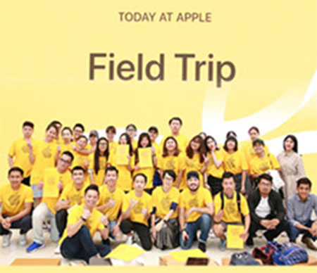 INDUSTRY-VISIT-TO-APPLE-STORE
